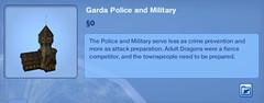 Garda Police and Military