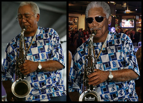Sax Before and After