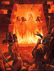 Three Men in the Fiery Furnace