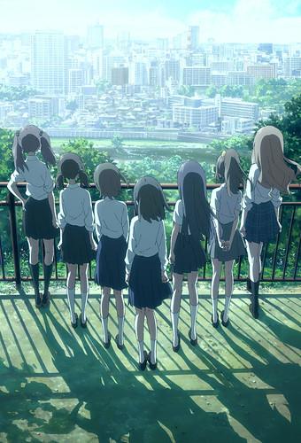 130610(3) – 「山本寬監督×幸運星團隊」之7人偶像新動畫《Wake Up, Girls!》發表首張海報&故事大意!