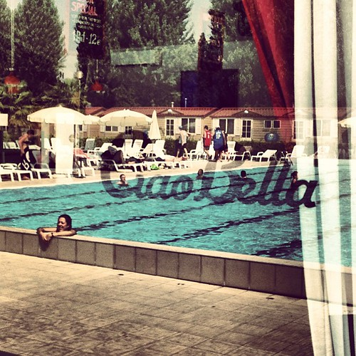 Addio calli, lagune, battelli. Addio camping, piscina, prosecchi. Ciao Bella #eliteblogtour #lovevenice #campingjolly #ecvjolly @ecvacanze