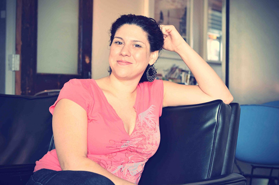 Our People Rock: Andrea Morales