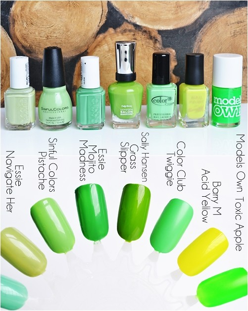 bright_green_nail_polishes
