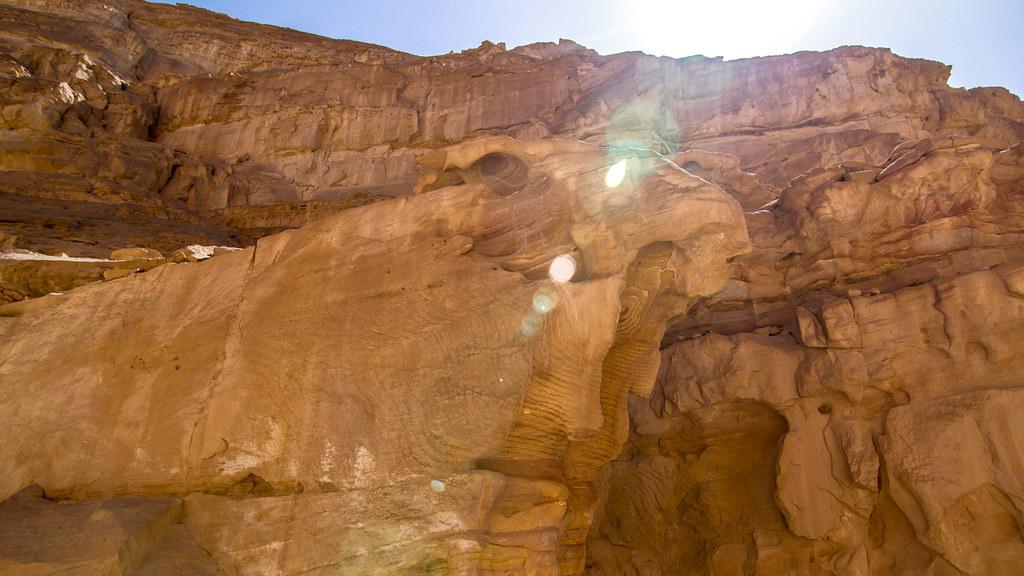 Colored Canyon (Sinai, Egypt)