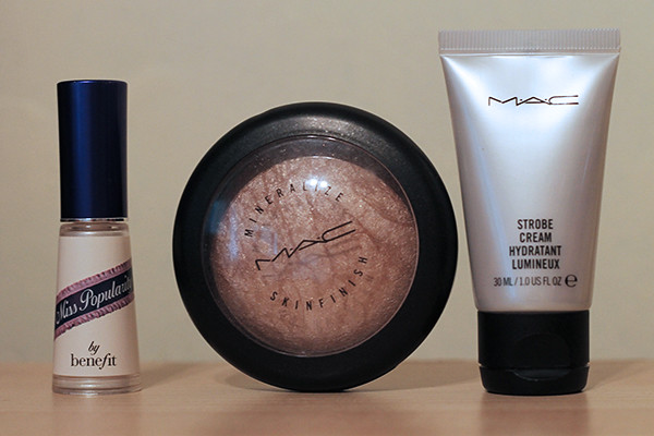 Top 3 Makeup Highlighters