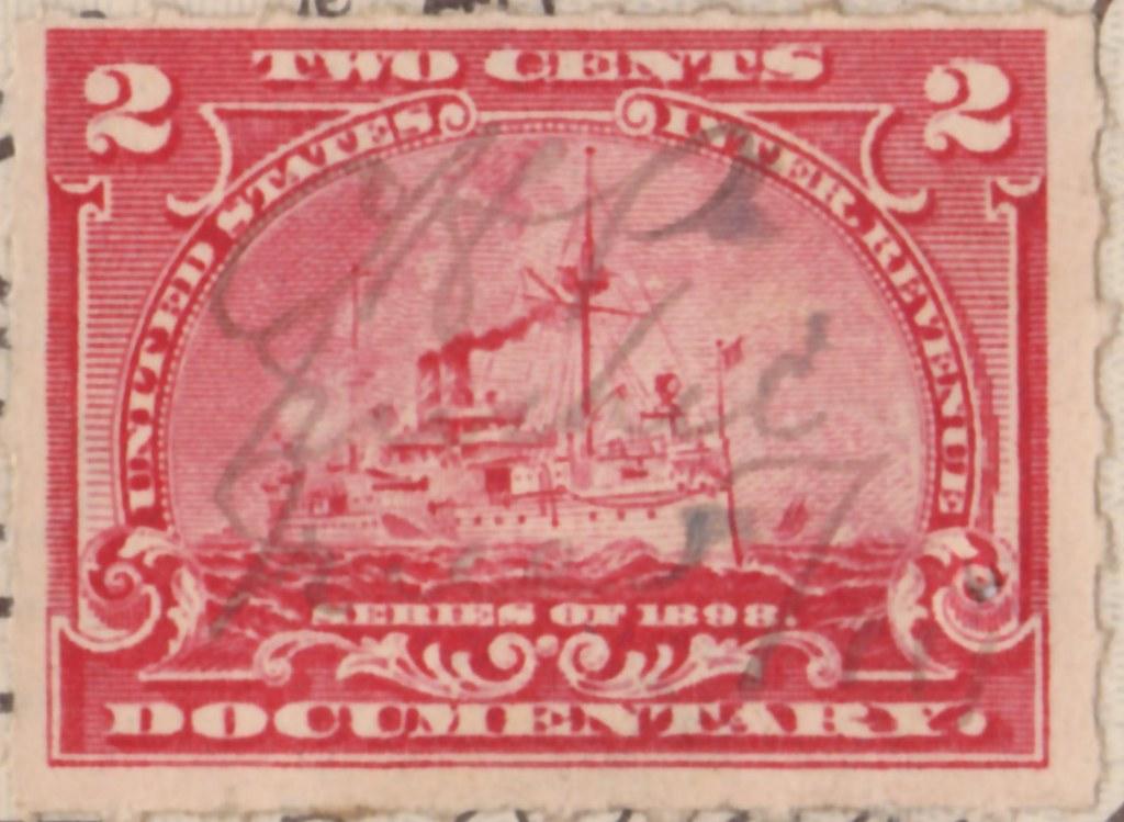 Internal Revenue Documentary Stamp