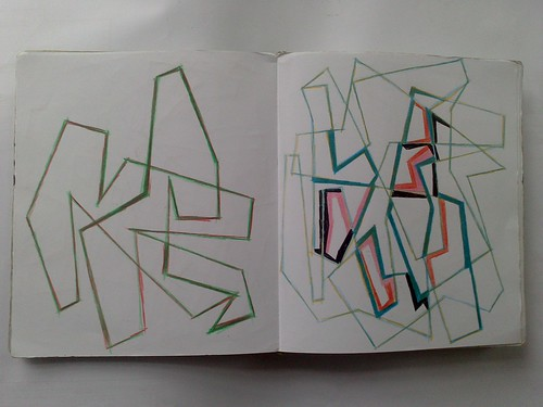 dibujo 2013 by oscar santis
