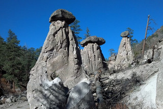 Rock structures provide evidence for geologic stability