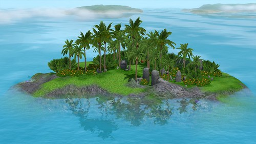 Plumbob Island