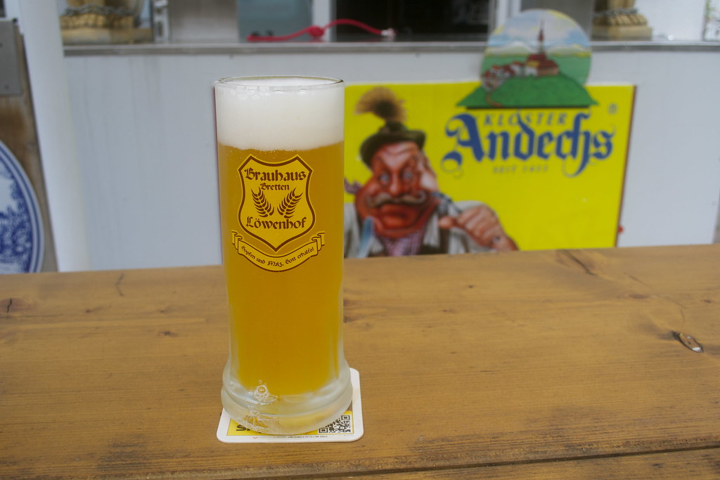 Beer in Bretten, Germany