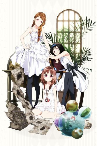 130708(1) - 動畫監督「梅津泰臣」籌備七年的原創動畫《ガリレイドンナ》(伽利萊女神)將從10月開播!