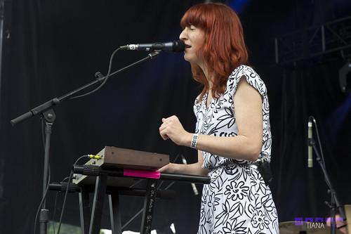 Hannah Georgas @ Toronto Underground Roots Festival 7/6/2013