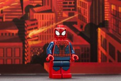 San Diego Comic Con 2013 LEGO Exclusive Minifigure - Spider-Man