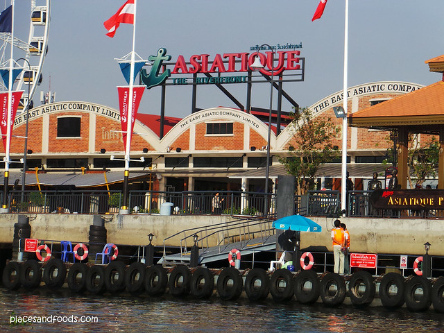 Halal Food In Asiatique Bangkok Places And Foods