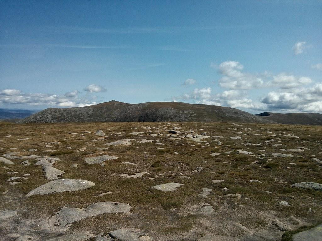 Lochnagar from Carn a'Choire Bhoidheach