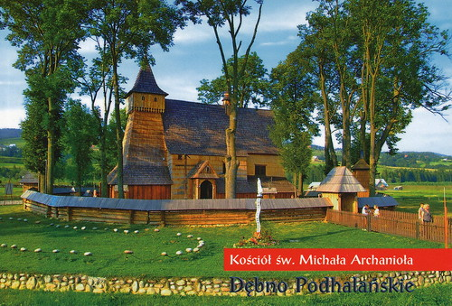 Wooden Churches of Southern Małopolska