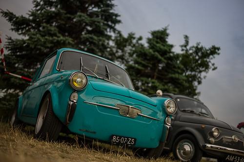 Fiat 500 Ostsee-Treffen 2013