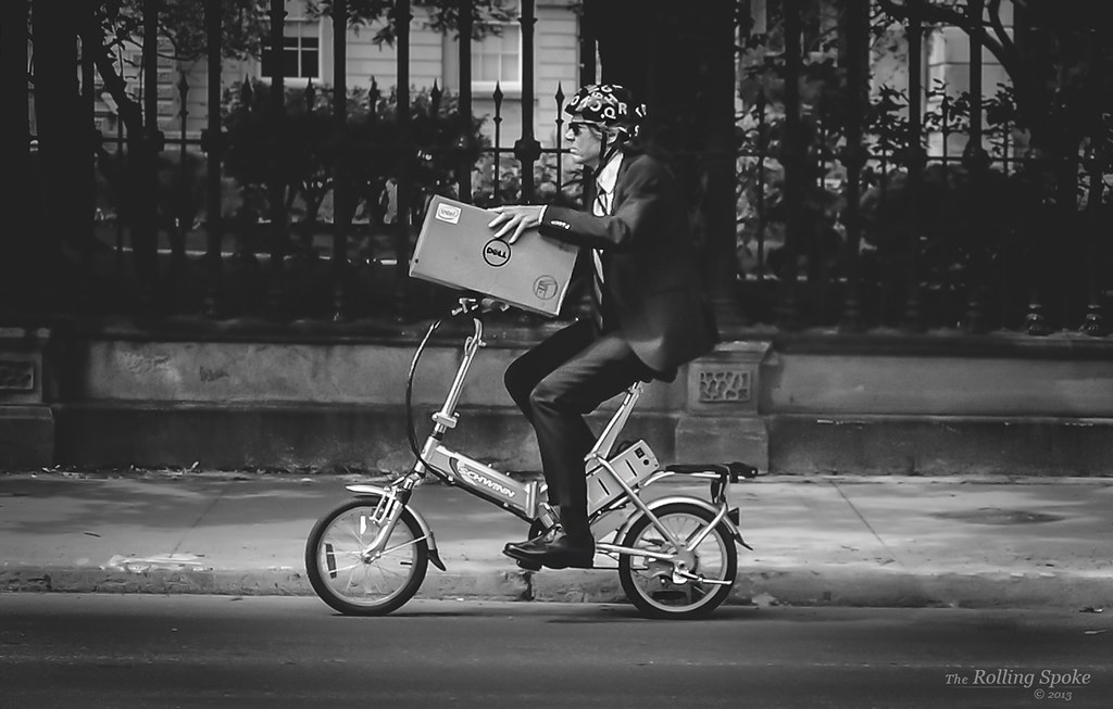 Pedal Mode Dell Delivery