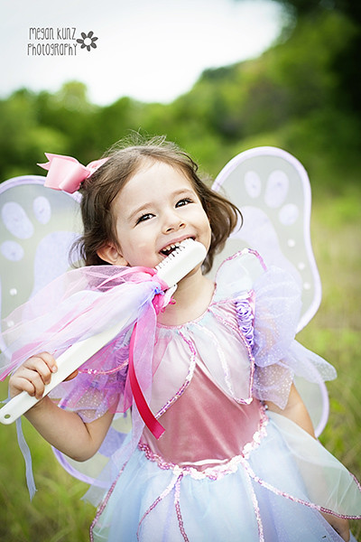 Waco Texas Photographer Megan Kunz Photography Waco Kids Dental Fairies_4052blog
