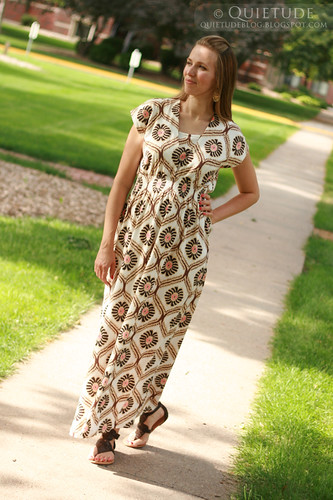Mama's favorite maxi dress