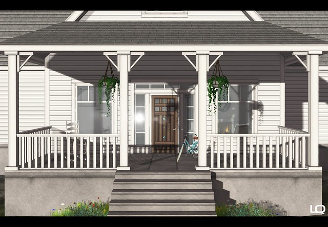 C88 July -[ba] lakeside cottage by Barnesworth Anubis - Front Close