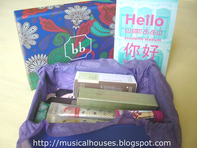 Bellabox August box