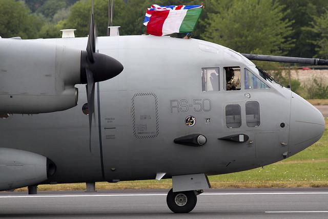 Italian AF C-27J