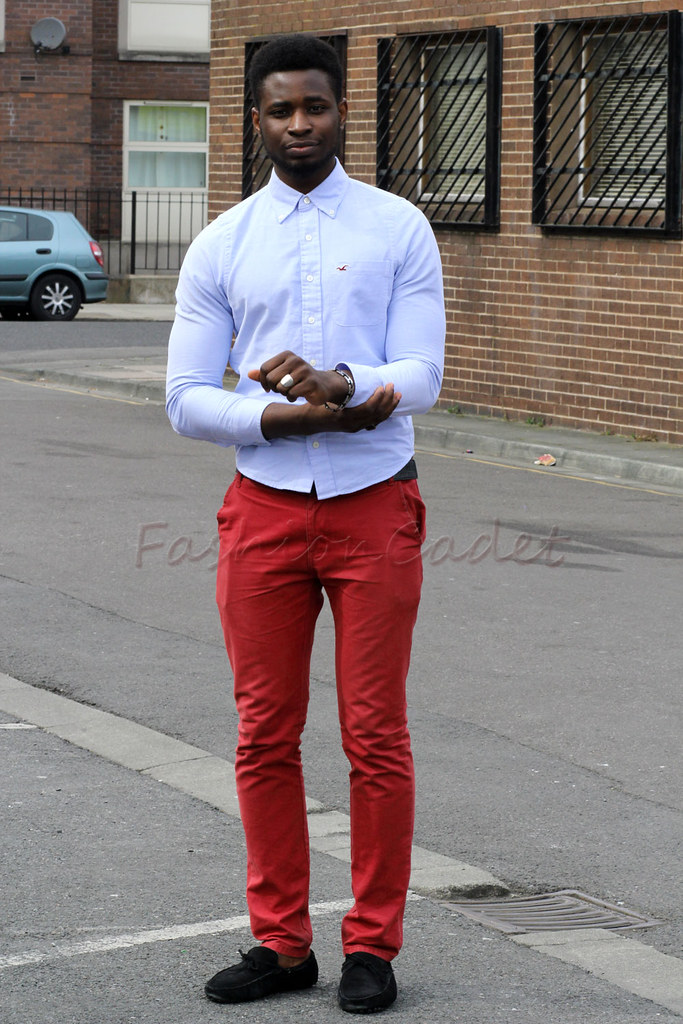 Find and save ideas about Red pants outfit on Pinterest. | See more ideas about Blazer outfits for women, Conference outfit business and Red pants. Women's fashion. Red pants outfit White shirt, red pants and some colorful accessories - LadyStyle. Find this Pin and more on style and the city by Myriam ANDRAUD.