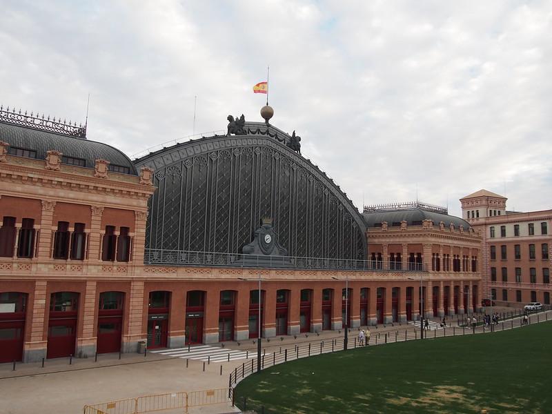 Madrid Atocha Railway Terminal