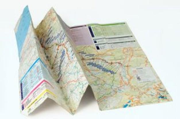 gevouwen-kaart