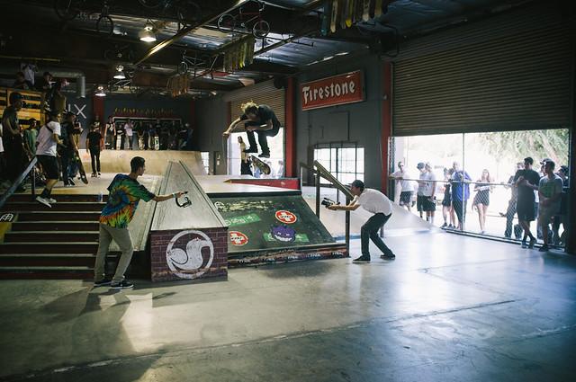 Baker Boys Demo @ Skatelab!