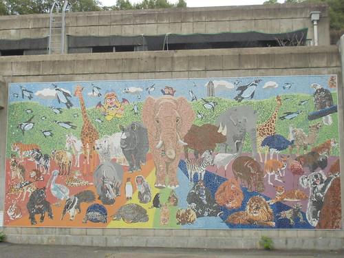 名古屋の動物園(東山動植物園)