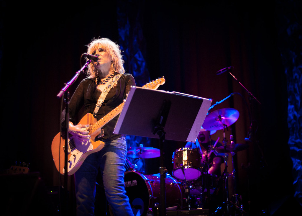 Concert photos: Lucinda Williams (with the Kenneth Brian Band) at ...