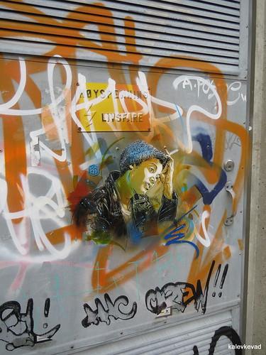 C215 at Nuart 2013