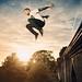 Celestial Leap by Rick Nunn
