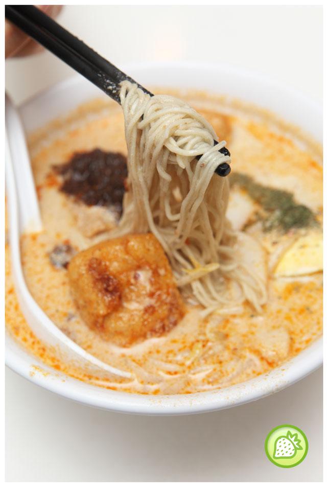 Pontian Wanton Noodles