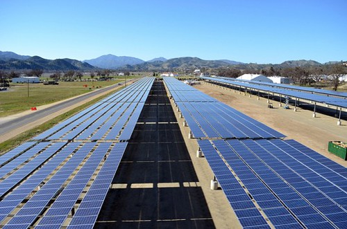 Мощнейшая солнечная электростанция в мире достанется Индии