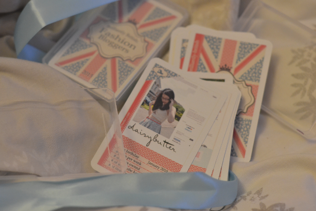Daisybutter - UK Style and Fashion Blog: top trumps, stylefruits uk, brilliantly british fashion bloggers
