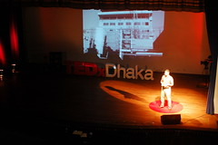 Mozammel Haque at TEDxDhaka 2013