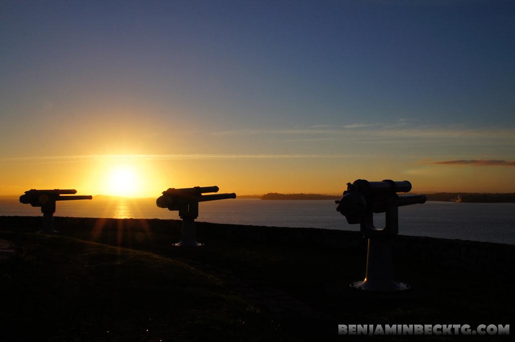 Sunrise at North Head #2