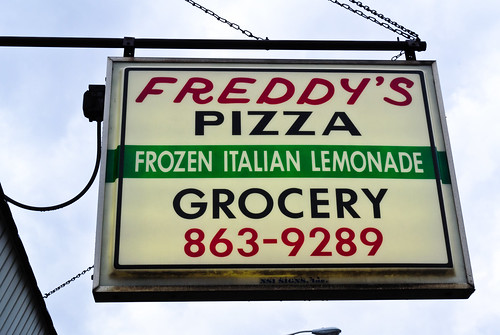 Freddy's Pizza and Grocery