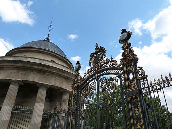 rotonde parc Monceau