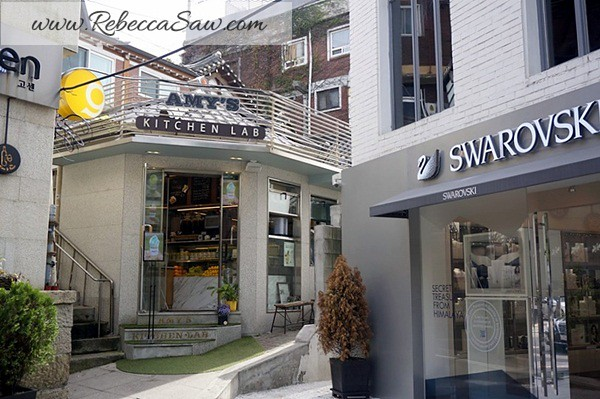 Asian on Air - bloggers -Insadong and Samcheongdong-094