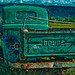Green dodge classic Painting by Taos Fine Art Photography