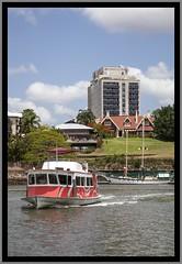 Traffic on Brisbane River-1=