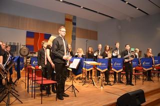 Brassbandfestivalen 2012 - ÅYBB tackar publiken
