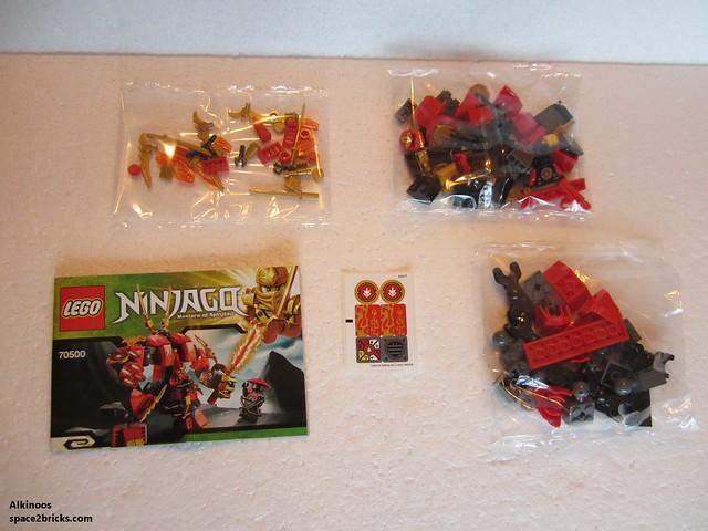 Lego Ninjago 70500 p4