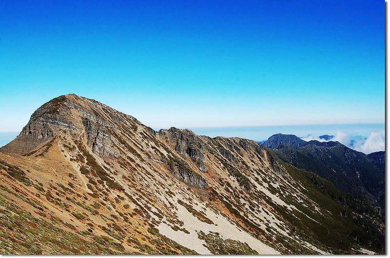 聖稜線(From 雪主頂) 4