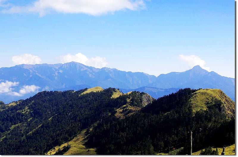 雪山東稜、北一段(From 369山莊) 1