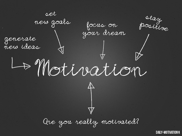 What keeps you motivated as a blogger